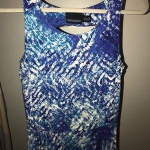 Cynthia Rowley Small dress worn twice!